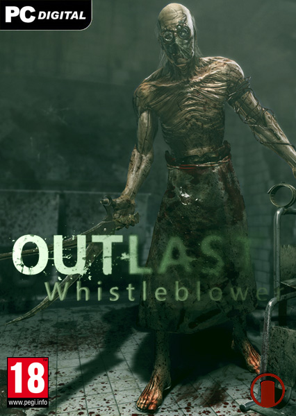لعبة Outlast: Whistleblower ريباك