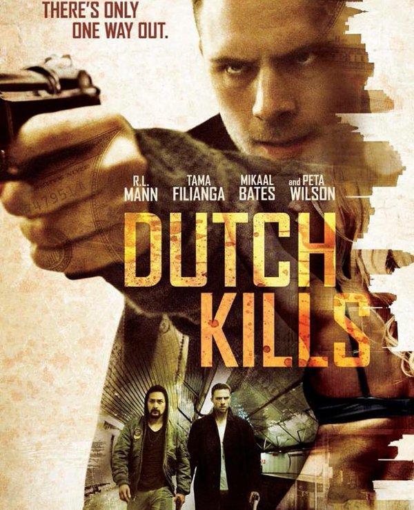 فيلم Dutch Kills 2015 مترجم
