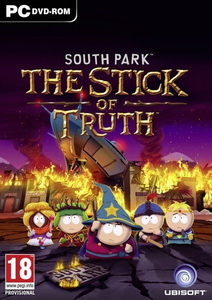 لعبة South Park: Stick of Truth ريباك