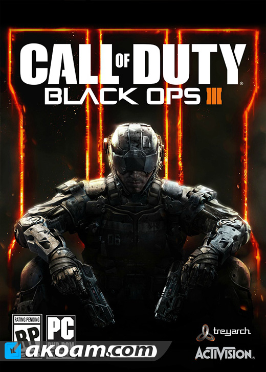 لعبة Call Of Duty Black Ops III بكراك RELOADED