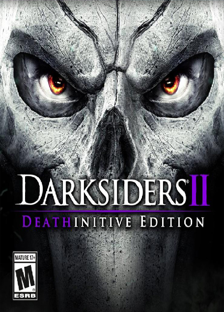 لعبة Darksiders II Deathinitive Edition بكراك CODEX