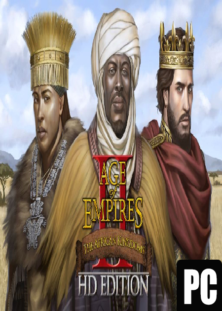 لعبة Age of Empires II HD: The African Kingdoms بكراك CODEX