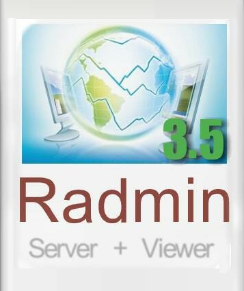 برتامج Radmin 3.5 Remote Control Software