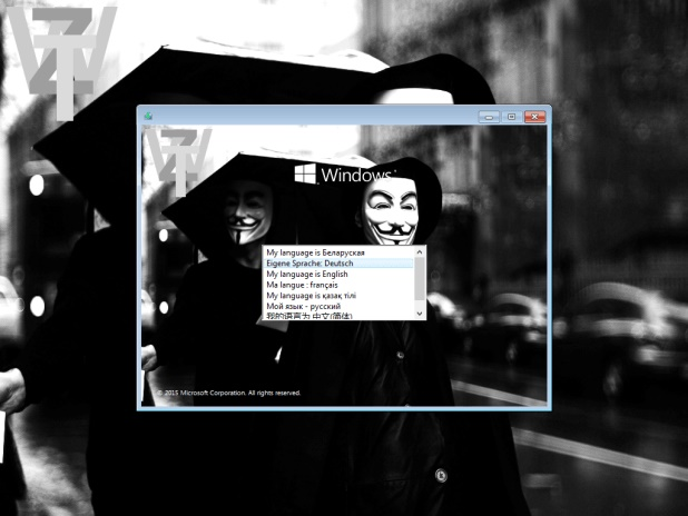 ويندوز,Windows,Vendetta,Edition,ويندوز 10,Windows 10 Vendetta