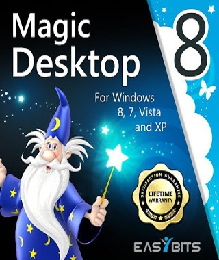 برنامج Easybits Magic Desktop 9.1.0.115