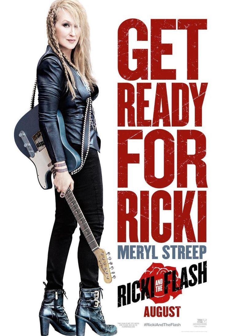 فيلم Ricki and the Flash 2015 مترجم
