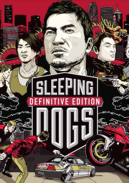 لعبة Sleeping Dogs Definitive Edition ريباك