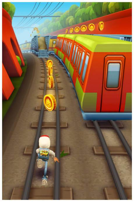 لعبة,Subway Surfers PC Game,Subway Surfers,سب واي