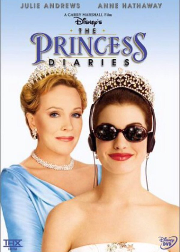 فيلم The Princess Diaries 2001 مترجم
