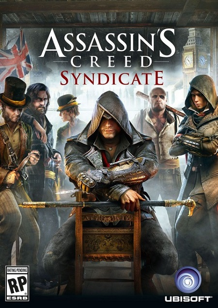 لعبة Assassin's Creed Syndicate بكراك CODEX