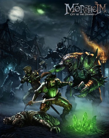 لعبة Mordheim: City of the Damned بكراك CODEX