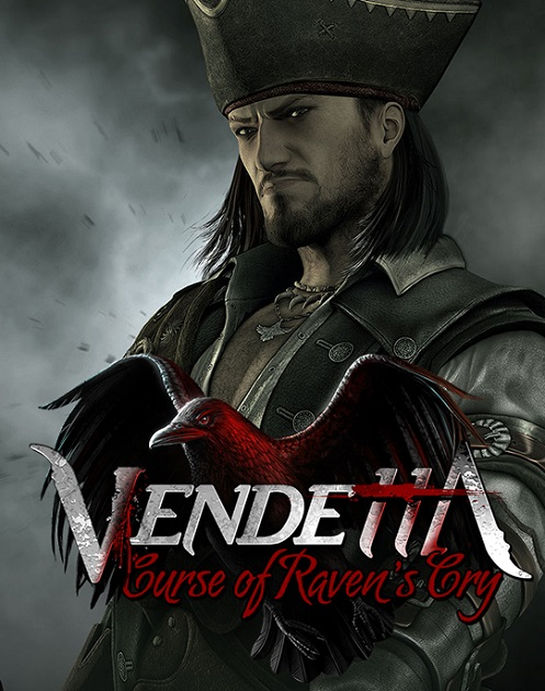 لعبة Vendetta - Curse of Raven's Cry بكراك CODEX