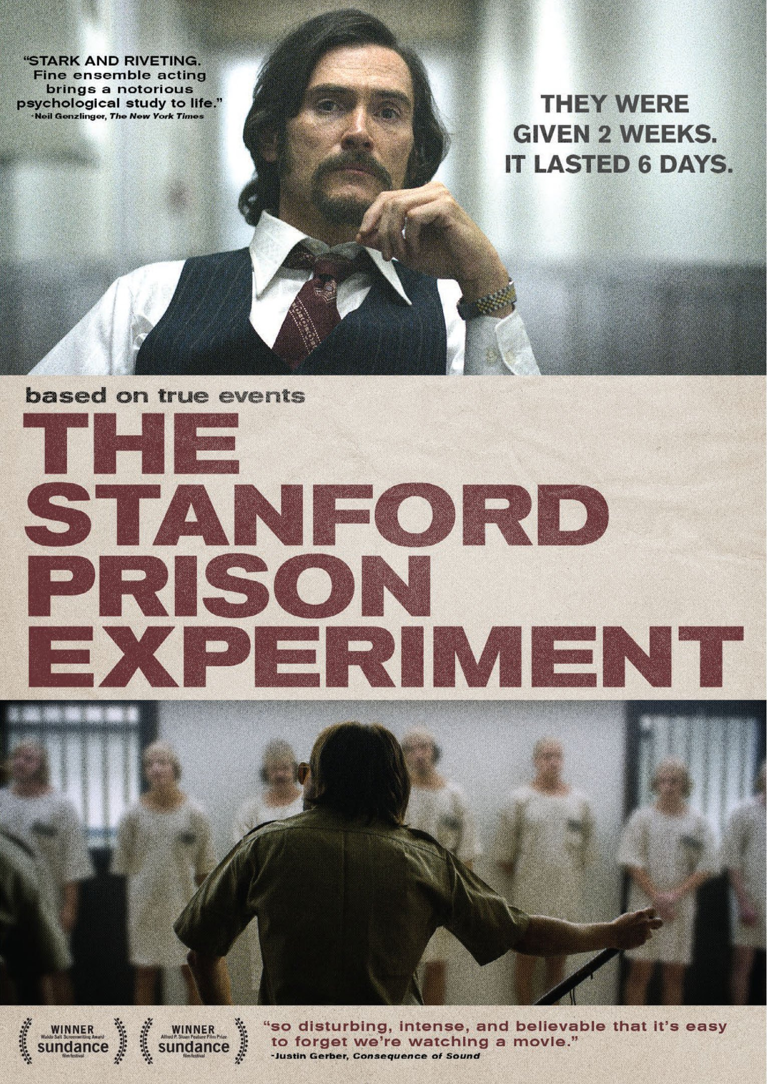 فيلم The Stanford Prison Experiment 2015 مترجم