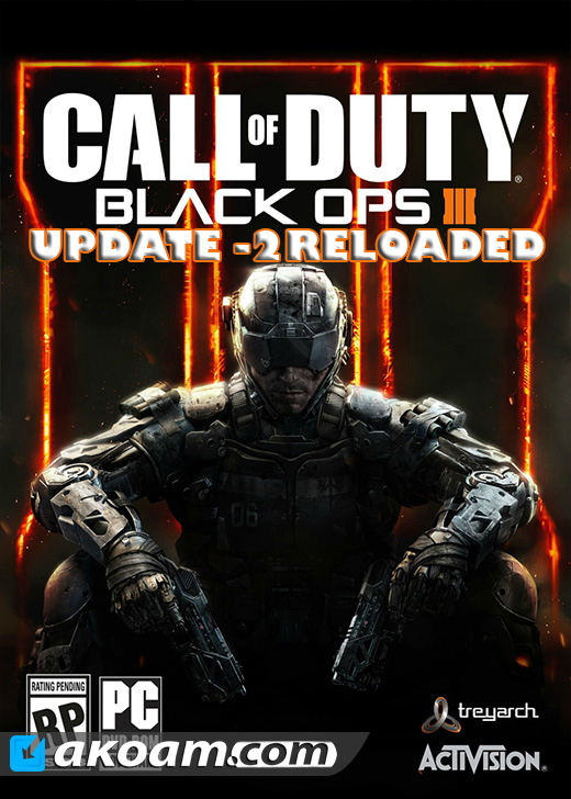 تحديث CALL OF DUTY BLACK OPS III UPDATE 2-RELOADED