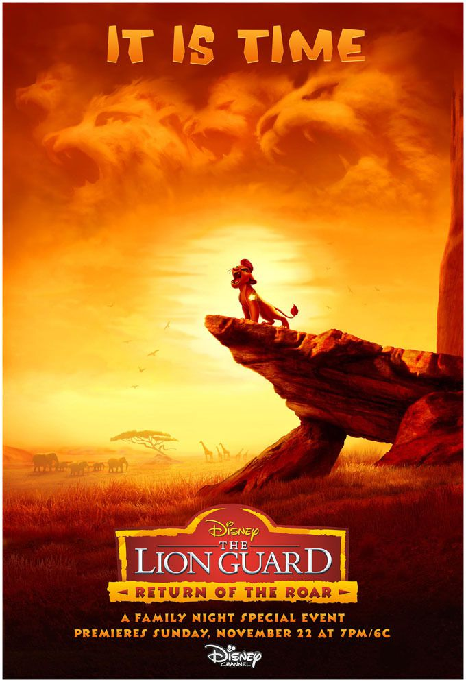 فيلم The Lion Guard: Return of the Roar 2015 مترجم