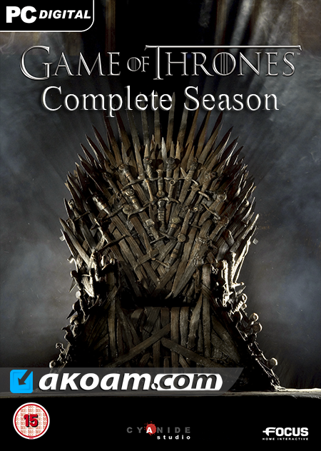 لعبة Game of Thrones: A Telltale Game Series - Complete Season ريباك