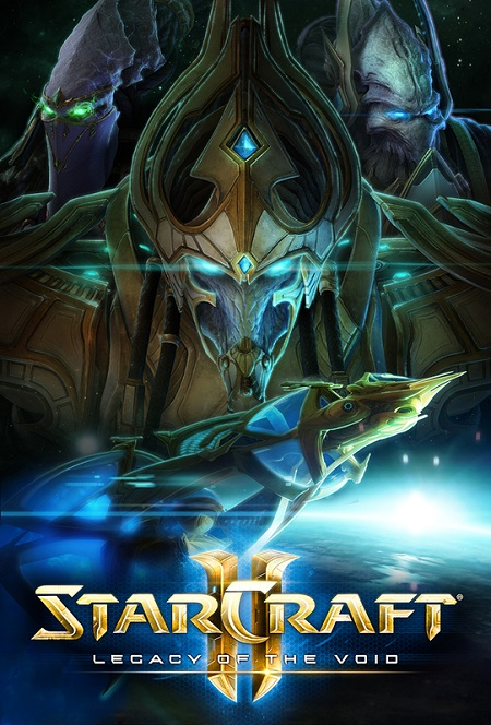 لعبة StarCraft II Legacy of the Void بكراك RELOADED