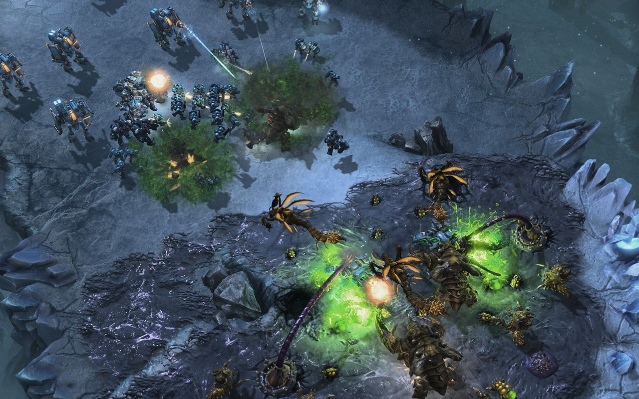 STRATEGY,العاب,استراتيجية,StarCraft,Legacy,Void,RELOADED,ريلودد