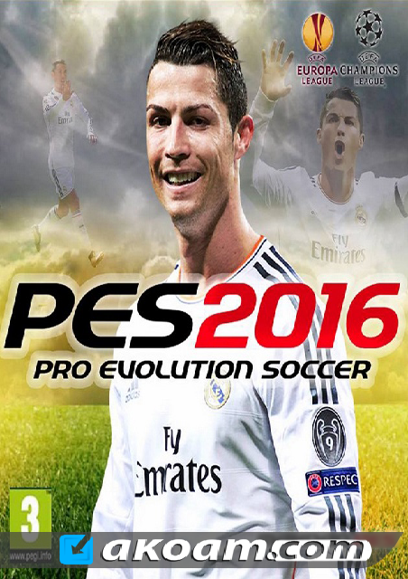 باتش  Pesgalaxy Patch 2016 1.00