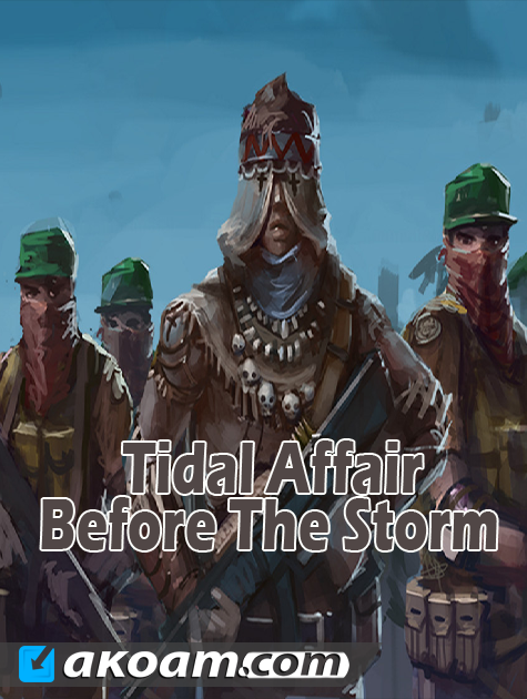 لعبة  Tidal Affair Before The Storm بكراك SKIDROW