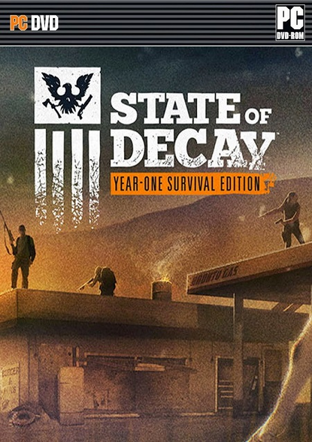 لعبة State of Decay: Year One Survival Edition ريباك