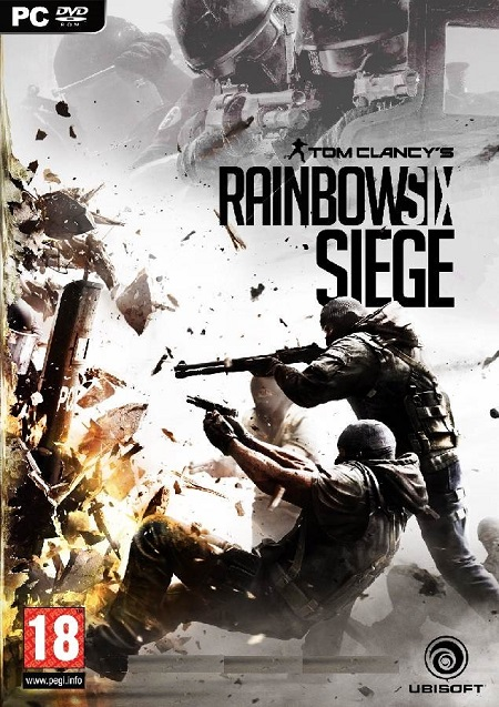 لعبة ​Tom Clancys Rainbow Six Siege بكراك CODEX