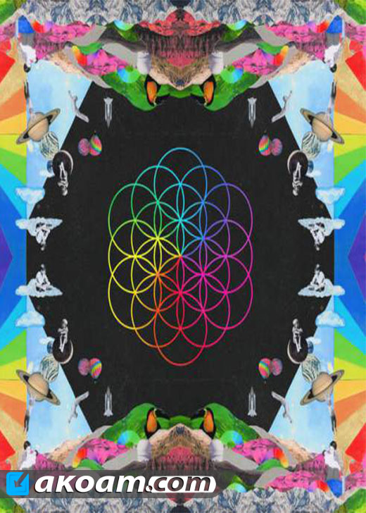 البوم Coldplay بعنوان A Head Full of Dreams 2015