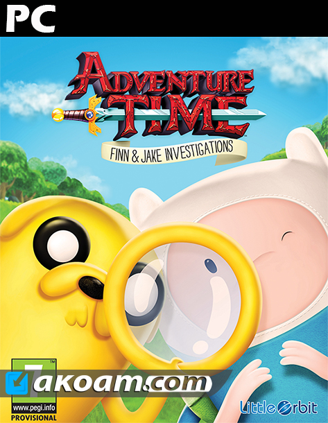 لعبة Adventure Time Finn and Jake Investigations بكراك RELOADED