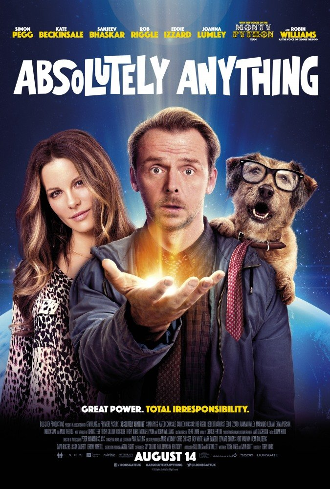 فيلم Absolutely Anything 2015 مترجم