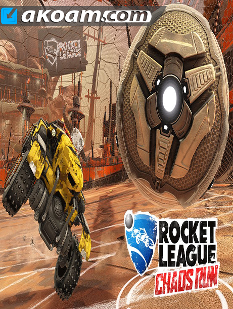 لعبة Rocket League Chaos Run بكراك SKIDROW