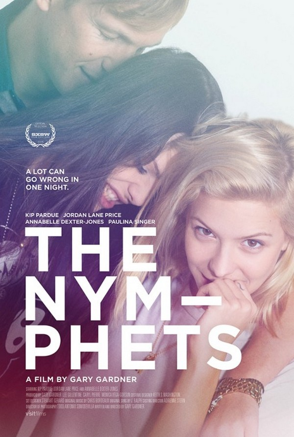 فيلم The Nymphets 2015 مترجم