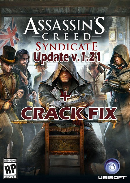 تحديث Assassin's Creed Syndicate Update v.1.21-CODEX