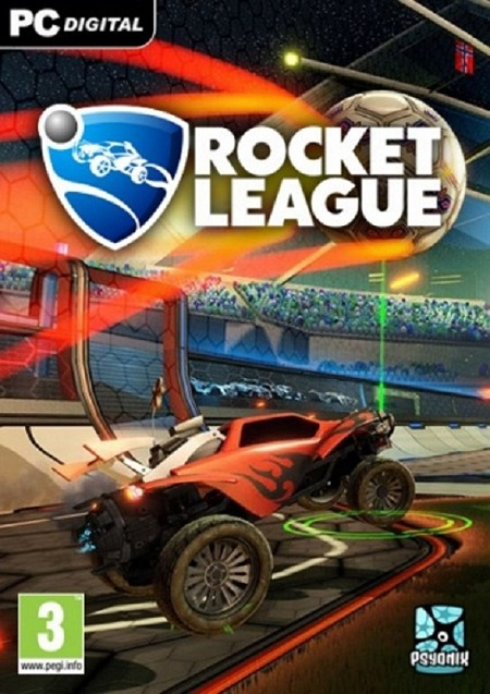 لعبة Rocket League Chaos Run ريباك