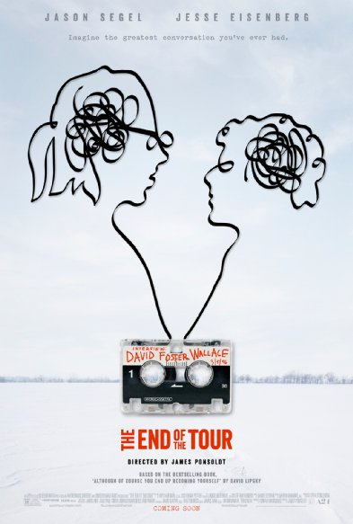فيلم The End of the Tour 2015 مترجم