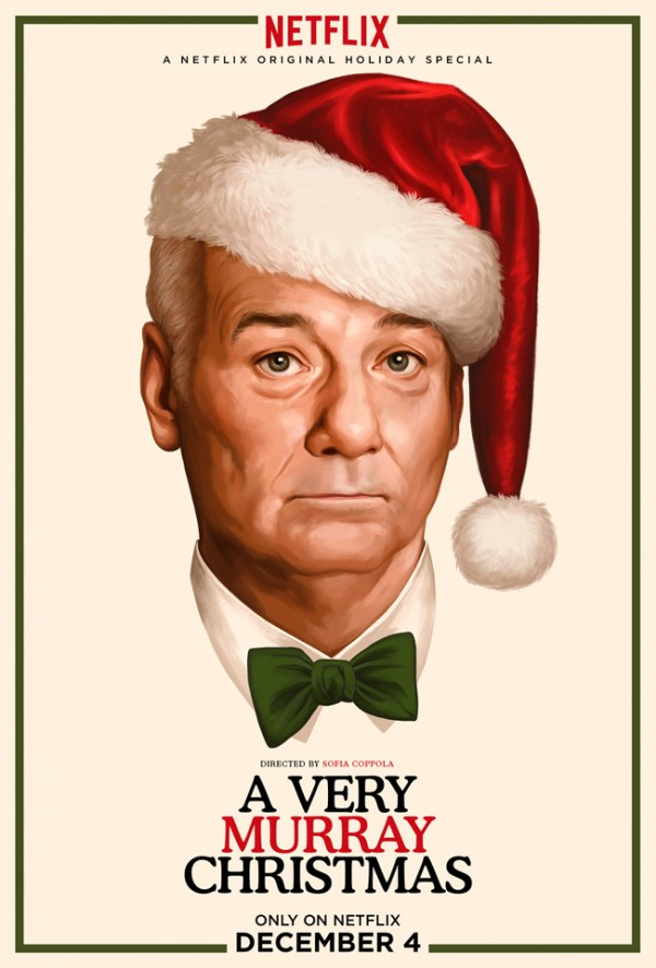 فيلم A Very Murray Christmas 2015 مترجم