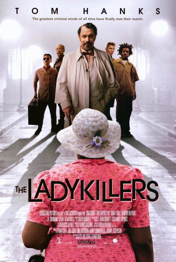 فيلم The Ladykillers 2004 مترجم