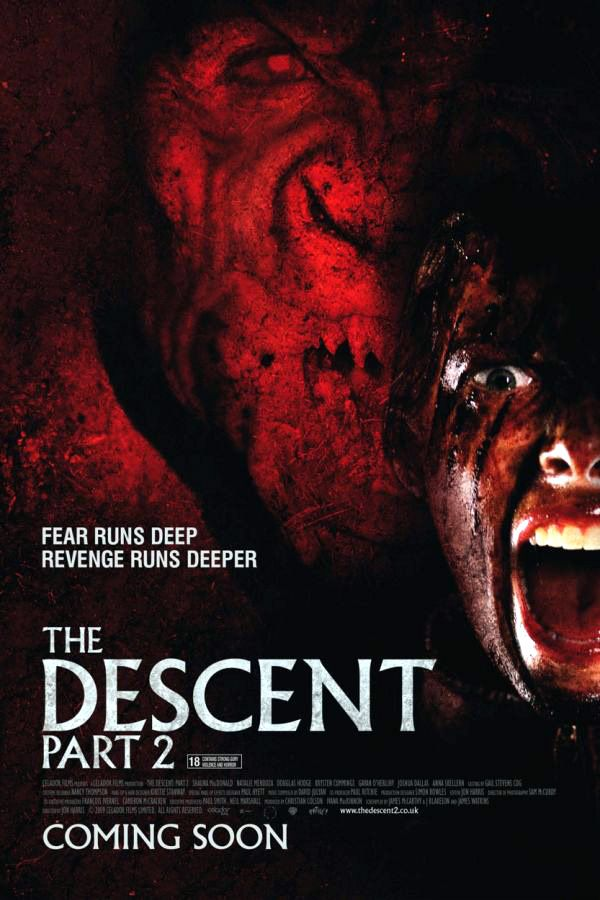 فيلم The Descent: Part 2 2009 مترجم