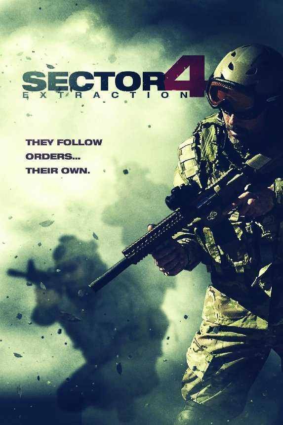 فيلم Sector 4: Extraction 2014 مترجم