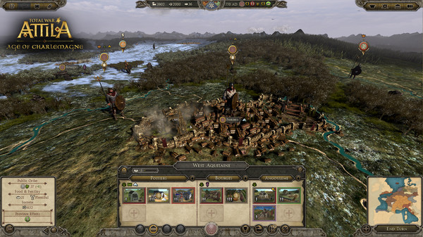 Total,war,ATTILA,Charlemagne,Campaign,Pack,RELOADED,العاب,ريلودد,استراتيجية,اكشن,action,strategy