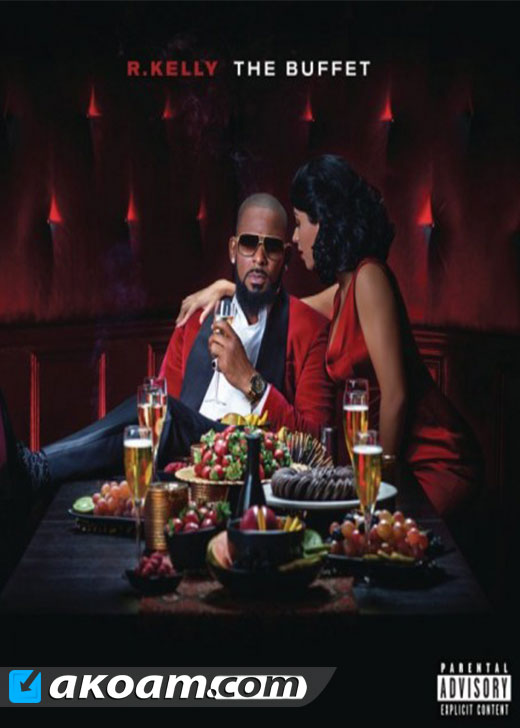 البوم R. Kelly بعنوان The Buffet 2015