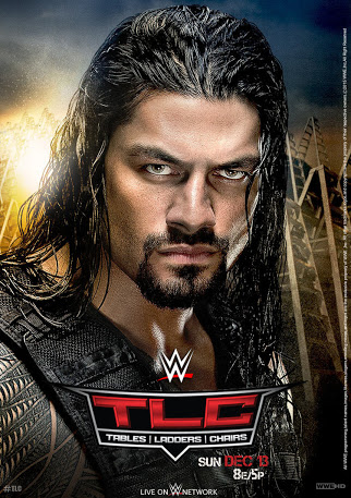 مهرجان WWE Tables Ladders and Chairs 2015