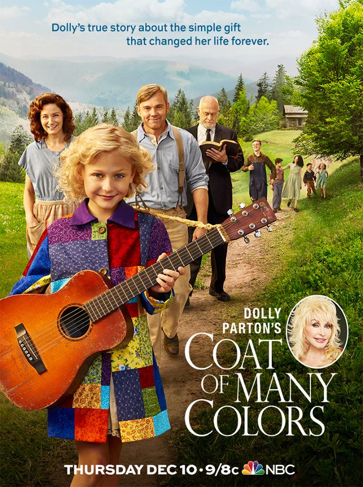 فيلم Dolly Parton's Coat of Many Colors 2015 مترجم