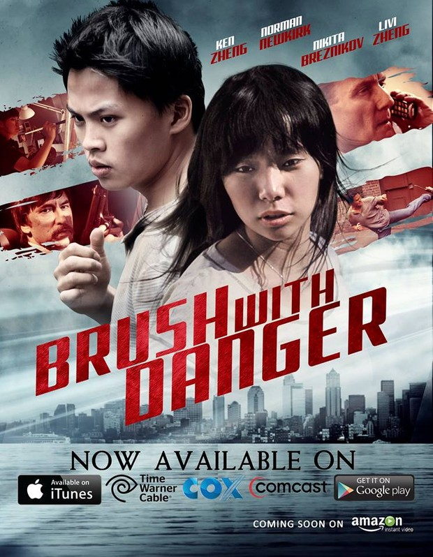 فيلم Brush with Danger 2015 مترجم