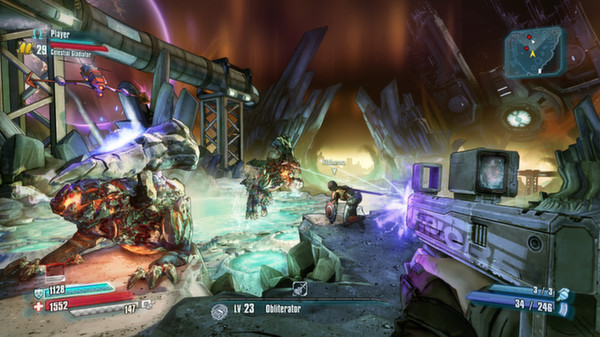 Pre-Sequel,Mechanics,Borderlands:,ACTION,ADVENTURE,GAMES,REPACK,العاب,اكشن,مغامرة,ريباك,Borderlands The Pre-Sequel