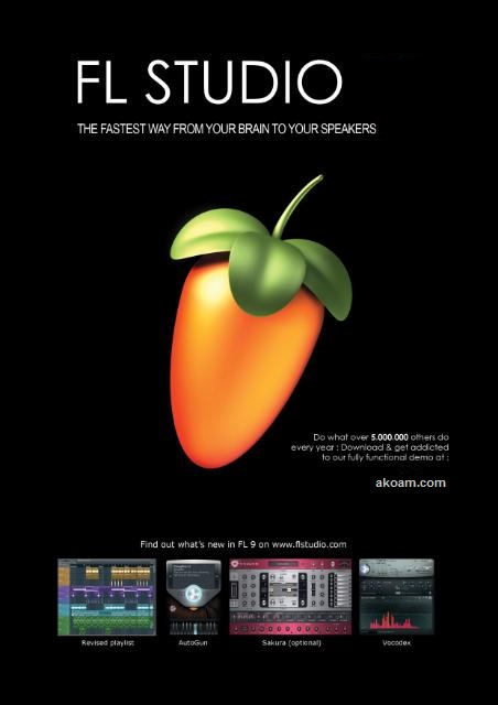 برنامج Image-Line FL Studio Producer Edition 12.2