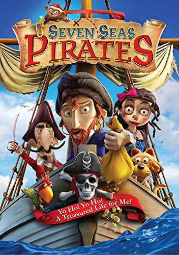 فيلم Seven Seas Pirates 2015 مترجم