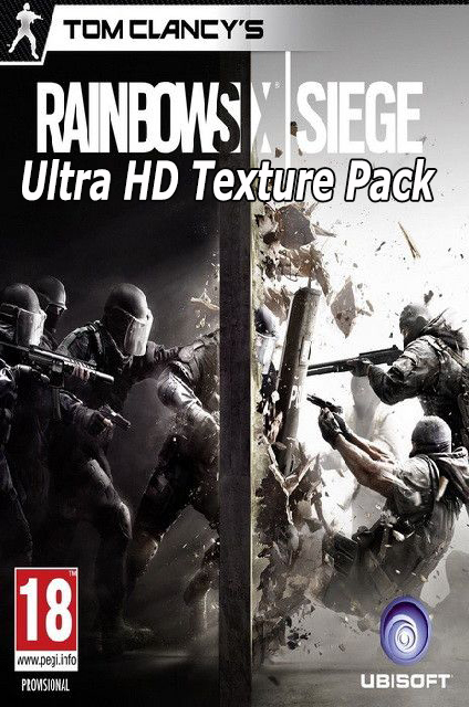 حزمة Tom Clancys Rainbow Six Siege Ultra HD Texture Pack