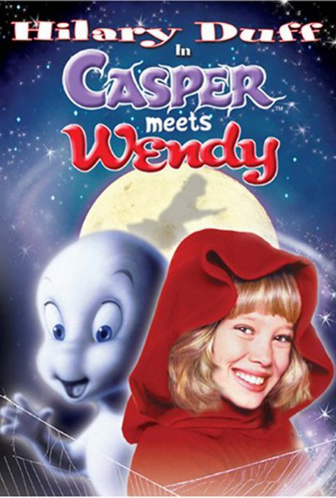 فيلم Casper Meets Wendy 1998 مترجم