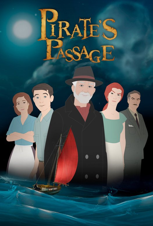 فيلم Pirate's Passage 2015 مترجم