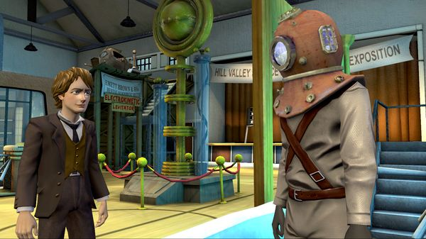 Back,future,to,game,adventure,Back to the Future The Game,العاب,مغامرة